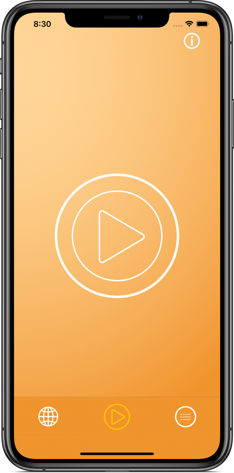 Bauchhypnose App Screenshot